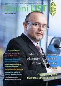 Zeleni list - Prosinac 2014