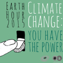 earth hour green efa
