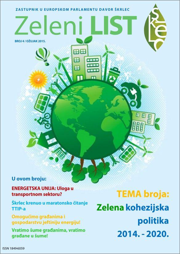 Zeleni list - veljača 2015