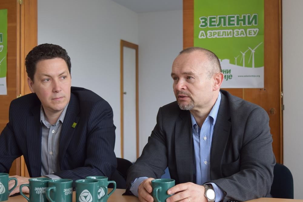 Davor Škrlec i Ivan Karić